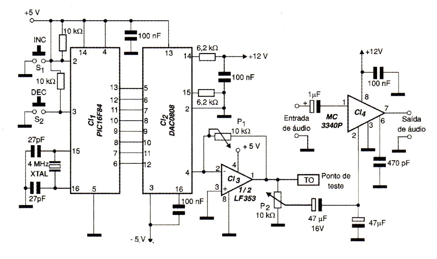 Circuito Eletronico : Conhecimento eletronico