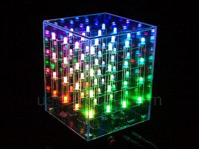 Circuito de Cubo de LED
