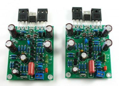 12W F.E.T. Amplificador de Áudio