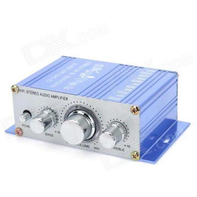 Amplificador de Áudio 100W