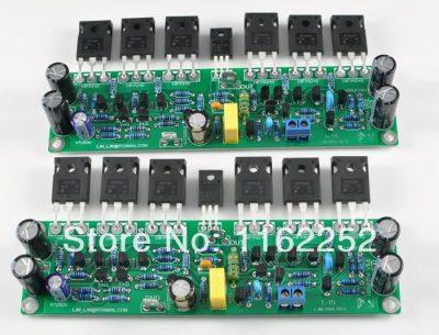Amplificador de Áudio 150W F.E.T.